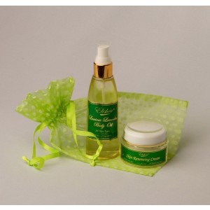 Lavender Body Oil & Skin Renewing Cream