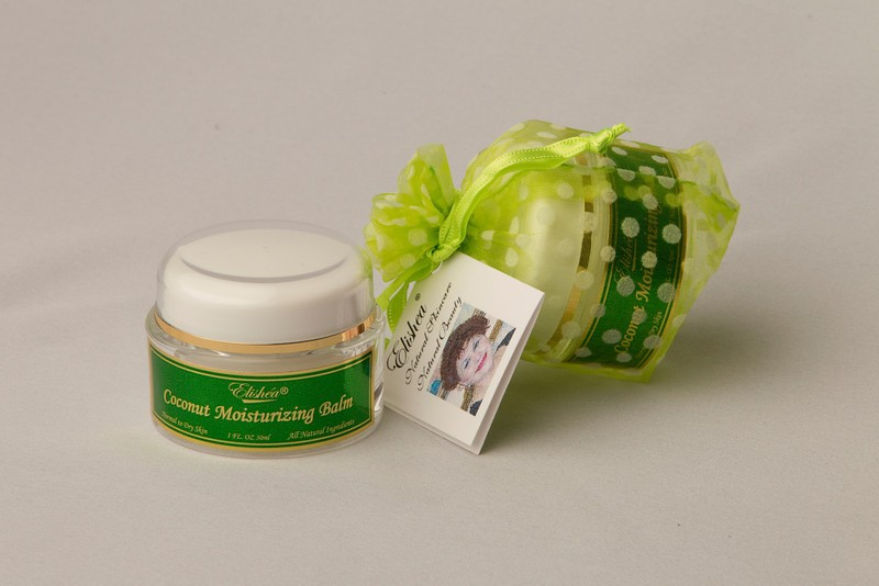 COCONUT MOISTURIZING CREAM BALM