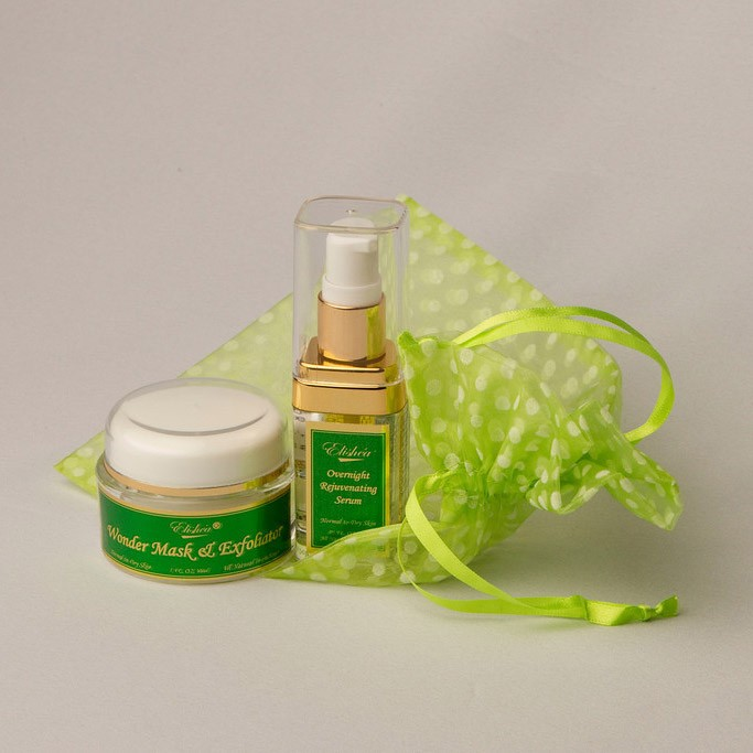 Wonder Mask Exfoliator & Overnight Rejuvenating Serum